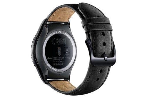 Samsung Gear S2 Classic Czarny | SM-R7320ZKAXEO