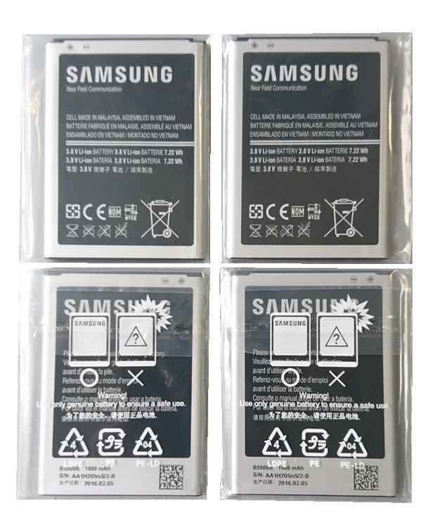 Samsung Oryginalna Bateria EB-B500BEBECWW do Samsung Galaxy S4 mini (NFC) /BULK