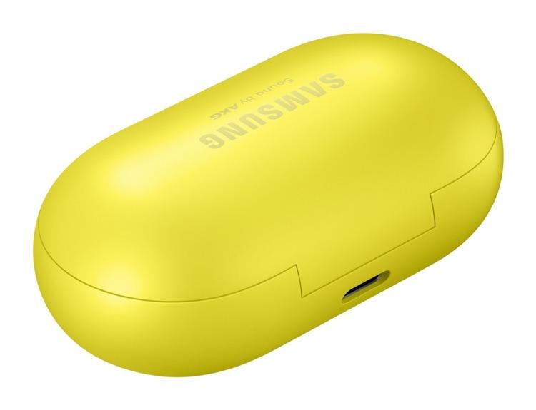 Słuchawki Bezprzewodowe Samsung BUDS Żółte (SM-R170NZYAXEO)
