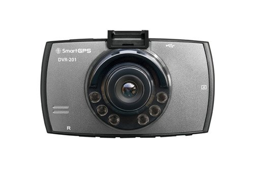 SmartGPS DVR-201 Wideorejestrator Samochodowy HD