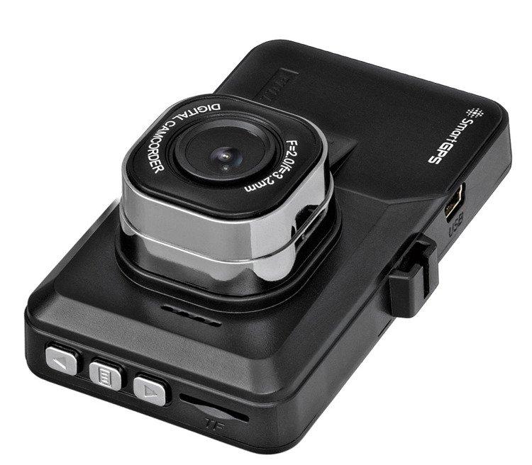 SmartGPS DVR-501 Wideorejestrator Samochodowy Full HD