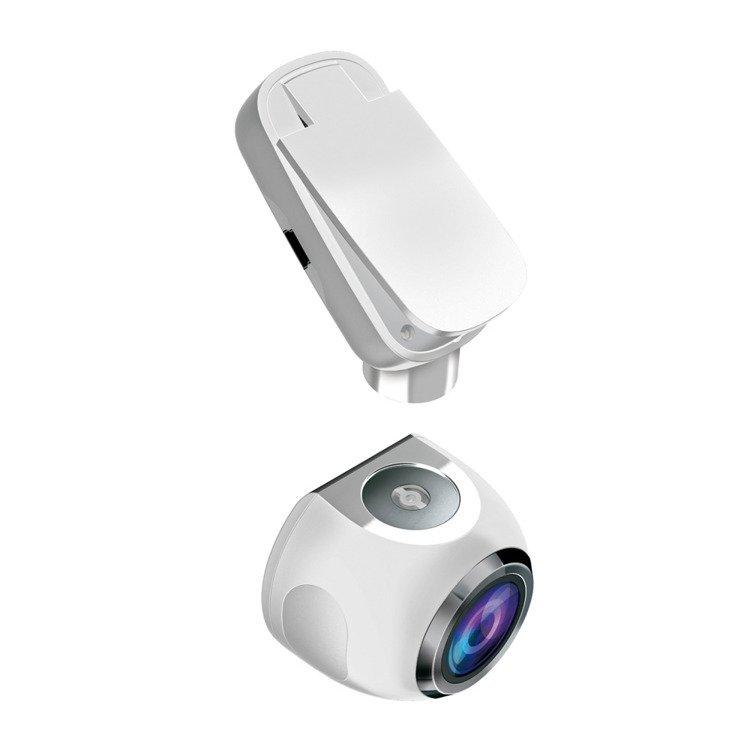 Wideorejestrator Kamera FullHD Becker BERLIN Biały